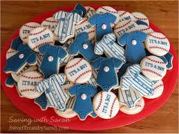 baseball baby shower new york yankees baseball baby shower cookies sweet treats