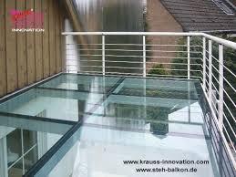 glas balkon krauss innovation bodnegg rotheidlen ahornstr 26 glasbalkon