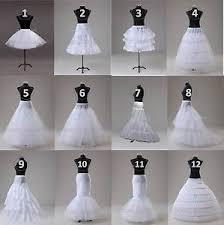 wedding dress hoop wedding prom petticoat crinoline underskirt hoop hoopless mermaid