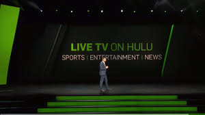 hulu confirms plan to stream live tv next year the verge