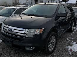 ford edge crossover just in u2013 2007 ford edge u2013 5995 u2013 pro u2013 very clean con u2013 high