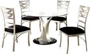 hokku designs langford 5 piece dining set u0026 reviews wayfair