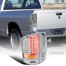 2003 dodge ram tail lights 2002 2006 dodge ram 1500 2500 3500 led tail lights brake l clear