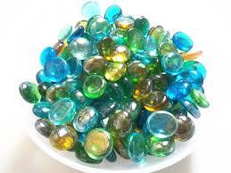 Vase Stones Aliexpress Com Buy Multicolour Goldfish Bowl Decoration Stone
