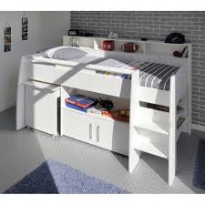 bureau enfant belgique lit combine bureau armoire fille design mezzanine inuit avec pas