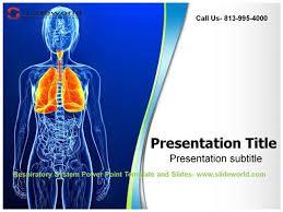 powerpoint design lungs respiratory powerpoint theme htda info