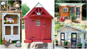 57 diy chicken coop plans in easy to build tutorials 100 free