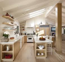 Tongue And Groove Kitchen Cabinets Impressive Light Oak Kitchen Interesting Ideas With Tongue And