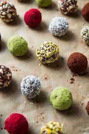 chocolate truffle energy bites raw vegan gluten free will