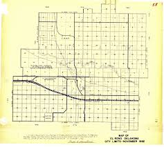 Reno Map Canadian County Clerk
