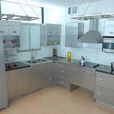 stainless steel kitchen furniture home decor captivating stainless steel kitchen cabinets photos