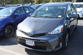 new 2017 toyota prius v five station wagon in san jose c171150