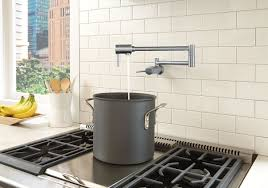 Kitchen Pot Filler Faucets by Delta Faucet Bathroom U0026 Kitchen Faucets Showers Bathroom