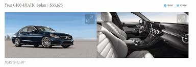 build mercedes benzblogger archiv build your own mercedes c300 or c400