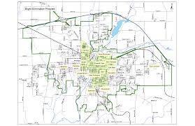 Elizabeth Colorado Map by Infrastructure And Development