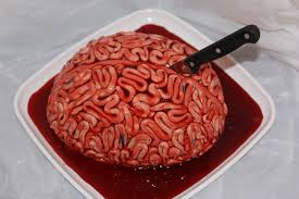 easy halloween cakes halloween brain cake u2013 festival collections