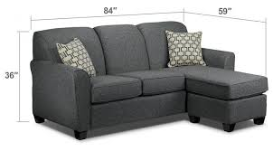 living room chaise lounge sleeper sofa emily futon lounger