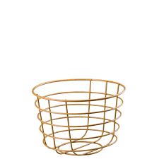 20 basket ono metall clay brown metal basket 20 rosenthal porcelain