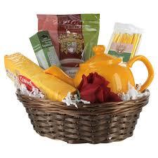 basket gifts assam tea gift basket