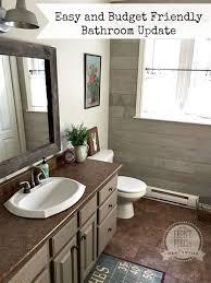 bathroom updates ideas easy bathroom update ideas fresh bathroom