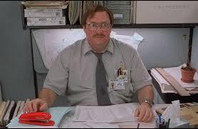 Office Space Stapler Meme - office space stapler blank template imgflip
