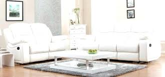 Leather Electric Recliner Sofa White Leather Power Recliner Sofa Cross Jerseys