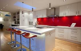 painted kitchen backsplash kitchen backsplash ideas a splattering of the most popular colors