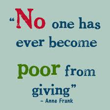 best charity quotes sayings and quotations quotlr