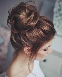 Hochsteckfrisuren Einfach by Hochsteckfrisuren Mode Frisuren