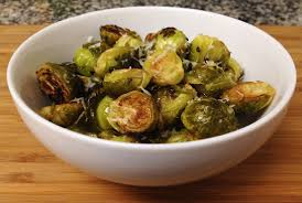 parmesan roasted brussels sprouts must taste