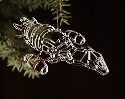 firefly serenity mirrored ornament
