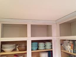 Kitchen Cabinet Boxes Extending The Cabinets To The Ceiling Kitchen Makeover
