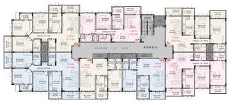 100 typical floor plan of a house aparna cyberzon
