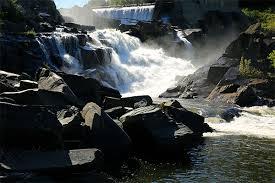 Vermont wild swimming images Fairfax falls vermont jpg