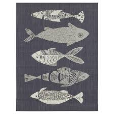 Koi Outdoor Rug Navy Fish Outdoor Rug Threshold Useful Gift Ideas Pinterest