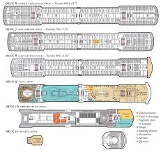 ms oosterdam deck plan