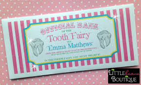 tooth fairy gift personalized tooth fairy money envelopes money gift