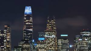 empire state building lights tonight l a s new tallest building is poised to become a lightsaber with