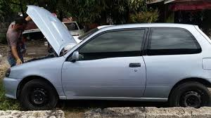 toyota starlet 1998 toyota starlet gt glanza for sale in st elizabeth for