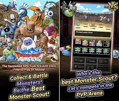 Dragon Quest Monsters Super Light Kumpulan Game Android Terbaru Minggu Ini U2013 Angel Stone Dragon