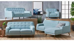 blue reclining sofa and loveseat light blue living room furniture leather reclining sofa navy and