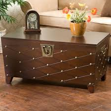 fresh wooden storage trunk coffee table 14508