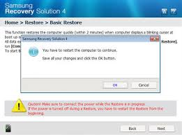 reset samsung q1 ultra samsung recovery disk guide for windows xp vista 7 8