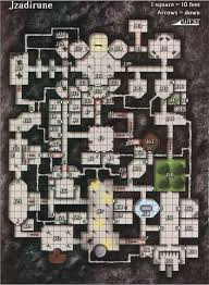 dungeon floor plans the gaming den view topic ossr shackled city