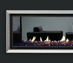 Indoor Outdoor Wood Fireplace Double Sided - double sided indoor outdoor gas fireplace australia cost u2013 apstyle me