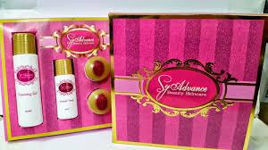 Toner Syma menjual produk kecantikan dan kesihatan syma advance skincare