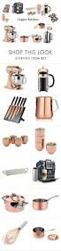 designer kitchen utensils best 25 copper kitchen accessories ideas on pinterest copper