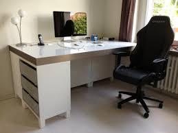 Schreibtisch Halbrund Schreibtisch Selber Bauen Arbeitsplatte Daredevz Com