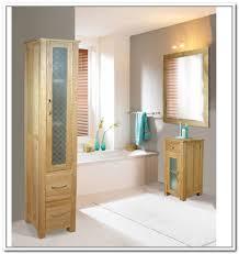 Bathroom Storage Cabinet Tall Slim Bathroom Storage Cabinet Home Design Ideas