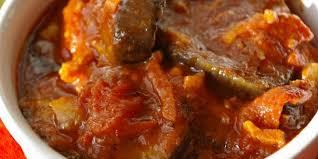recette cuisine africaine sauce d aubergine la recette africaine